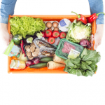De Koolhydraatarme box foodbox