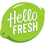 Logo van HelloFresh