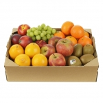 De foodbox Fruitbox van Albert Heijn