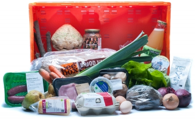 Uitgeteste foodbox Extra Beebox