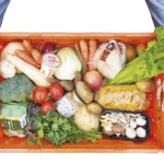 De foodbox Vegetarische box