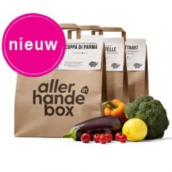 De Allerhande Box is vernieuwd