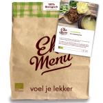 De foodbox Maaltijdbox Vegetarisch menu