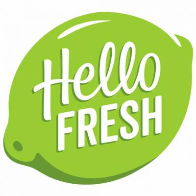 HelloFresh maaltijdbox logo