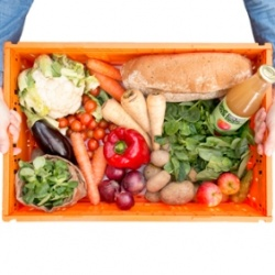 Foodbox met korting Basis Vers box