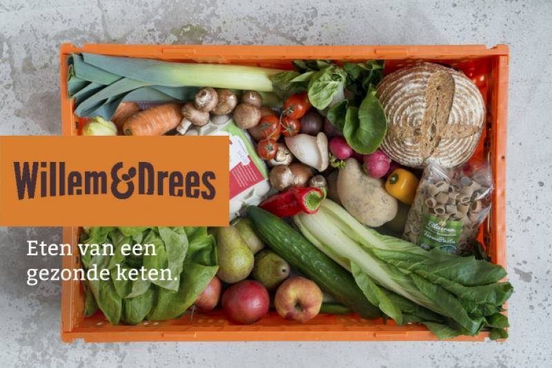 Maaltijdbox van beebox en willemendrees