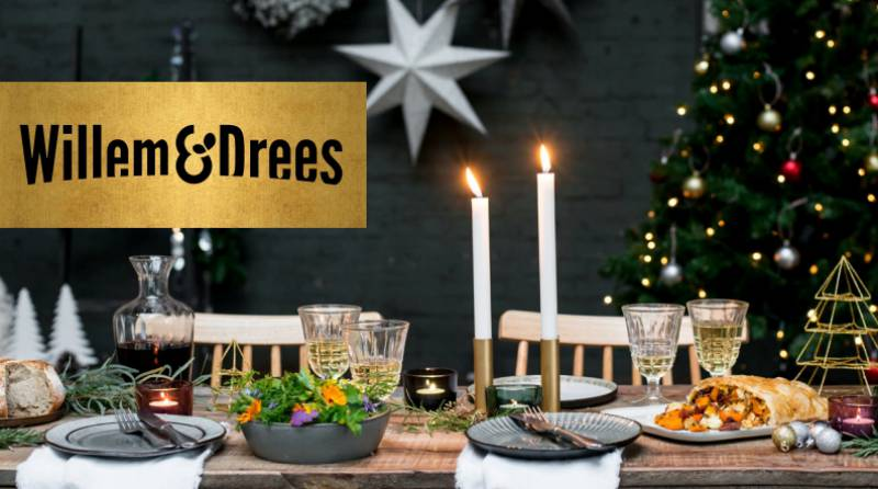 Willem&Drees kerstbox