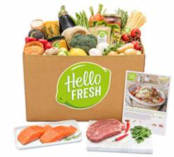 Informatie over de HelloFresh maaltijdbox