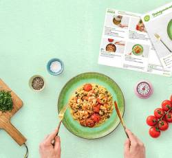 Quick en Easy box van HelloFresh