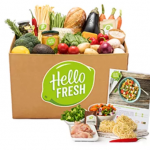 De foodbox Quick & Easy Box