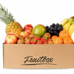 De foodbox Fruitbox