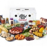 Foodbox Gourmetbox Kerst