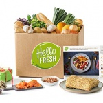 De HelloFresh Kerstbox foodbox